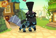 Animal Jam / My username is boyblaster and my favourite game is Animal Jam. I play with my little sis, and we joined in 2013.