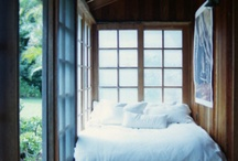 Innercourtyard, attic, loft.