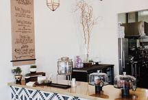 great restuarant & deli spaces