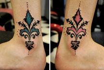 Tattoo's / by Stephanie Houghlin
