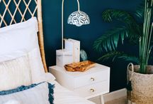 Beach Bohemian Bedroom