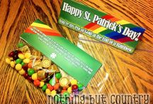 St. Patrick's Day / by Christina Spurgers