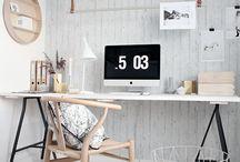 Office / Arbeitszimmer