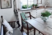 Dining Room  / inspiration  / by Rachel Hagler