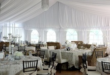 Tents / by A Classic Party Rental