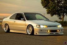 Honda Accord CD7