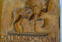 Roman tombstones & epigraphy