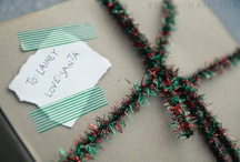 Fall/Winter Holidays DIY / by Andrea On