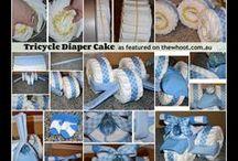 Dipper Cakes