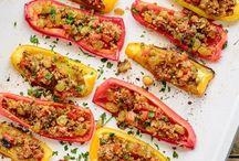 Food Bliss: MAKE-AHEAD MEALS