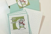 SU - Merry Mice / Stampin Up Merry Mice stamp set stempel set muis