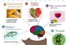 Alimentos cerebro