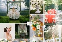 Wedding Ideas / Wedding gowns, Bridesmaid gowns, evening gowns, decoration ideas, centrepieces