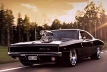 American Muscle / Old Muscle Cars