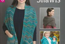 My NEW Book - Pocket Shawls / by KRW Knitwear Studio