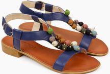 Sandale dama la cele mai bune preturi
