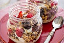 Desayunos-meriendas sanos