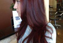 Haj-szín-frizura
