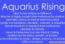Aquarius / by Ricci Benson