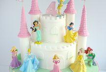 Hrad, Castle, Disney