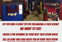 Flip This Tack Room / Show us your best tack room ideas! Create a pin of your best tack room organization idea and include #AQHATackRooms in the description so we can find and repin your idea here. We'll use our favorites in an upcoming issue of the #QHJournal! / by American Quarter Horse Association (AQHA)