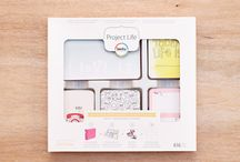 High Five Edition Project Life / Layouts and ideas using the High Five Edition Project Life Core Kit by Becky Higgins / by Becky Higgins LLC