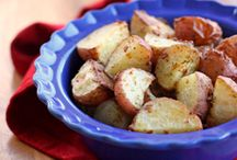 Food-side dishes / by Tami Schneider