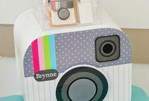 Brynn's 11th Birthday #instagramparty / by erin