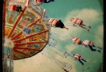 Amusement parks, Fairs & Carnival / by polly ondrusko