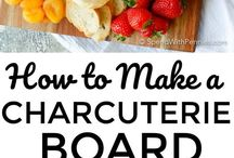 How to make CHARCUTERIE Board