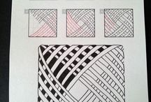 Zentangle / DIY Art Everything Zenny