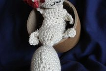 Amigurimi and other crochet stuff / Only free pattern here!