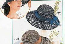 letne klobuky