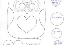 Owls / by Christina Riley