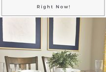 Home Decor Projects / DIY home decor projects and craft you can do on a budget!  Lot's of styles, including farmhouse, country, rustic plus they're easy!