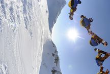 All About It : Snowboarders