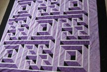 Quilting - Labyrinth Walk