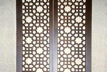 Изготовление дверей на заказ (Manufacture of doors to order) / Изготовление нестандартных дверей