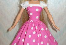 Barbie- šití