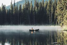 Canoeing - Photography / Canoeing on freshwater.