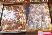 Marmorkuchen einfach