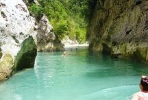 River of Death / River of Death in Greece, also known as the Acheron River or The dark Styxx is the place where all the dead had to come and cross in order to find their peace or not into the underworld.  http://incredible-destinations.blogspot.ro/