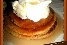 Keto Diet Recipes - Pancakes