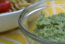 Recipes: Salsa, Dips, & Dressings