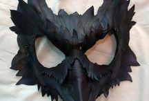 fugle masker