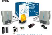 CAME / Tutti i prodotti per l'automazione disponibili nel nostro sito www.camaimport.com