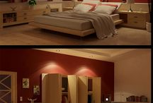 Bedroom ideas / by Leslie (LJ Neal) Mersch