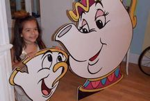 Brooke's 5th Belle Birthday Party / by Dawn Fraga
