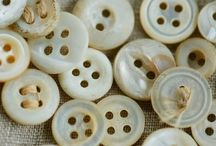 ~BUTTONS~ / I love buttons!  I never knew other people loved them as much as I.  I like to keep them in jars.