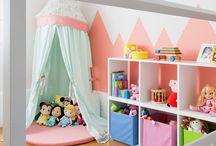 QUARTOS KIDS / Projetos de quartos de criança pela arquiteta Karen Pisacane